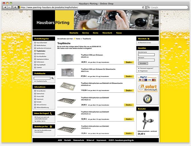 hausbars p rting macreative b ro f r visuelle. Black Bedroom Furniture Sets. Home Design Ideas